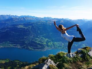 """Free Your Mind & Feel the Flow"" Yoga & Wandern Retreat"