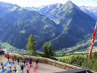 6 Tage Yoga Retreat auf dem Berg im Zillertal
