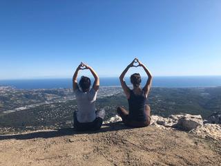 4-8 TAGE YOGA URLAUB mit Wandern, kulturellen Aktivitäten und Kochen - Südfrankreich, nahe bei Nizza