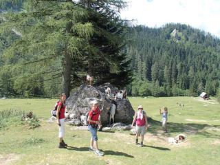 Almretreat - Yoga und Wandern in Österreich
