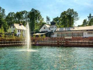 3 Tage Waldbaden im Romantik Hotel Landschloss Fasanerie in der Südwestpfalz