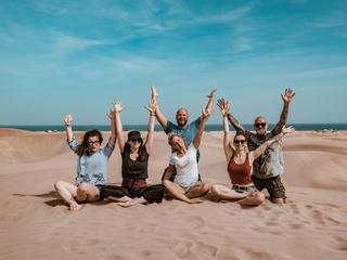 8 Tage Yoga, Meditation & veganes Essen, Achtsam im Einklang mit der Natur auf Gran Canaria