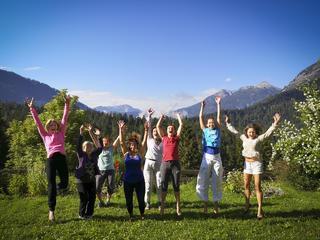 *Herzraum frei! statt November-Blues* Yoga Retreat im Allgäu. Nur ein Termin, 4 Tage.