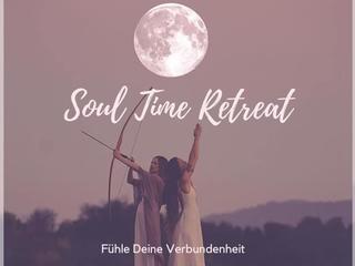 Soul Time Retreat - Fühle deine Verbundenheit | Meditation, Natur, Women-Circle & Transformation
