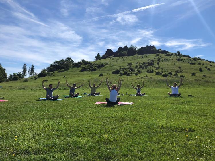 1 Tage Yoga Retreats in Zierenberg, Deutschland ab 99,00 €.