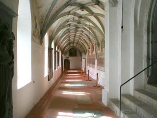 Abstand und Ruhe beim Malen und Zeichnen im Kloster Heilig Kreuztal