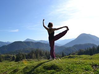 *Yoga Retreat 4 Tage im Frühling in Tirol*