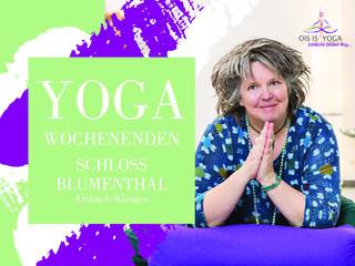 Yoga der Energie Wochenende auf Schloss Blumenthal
