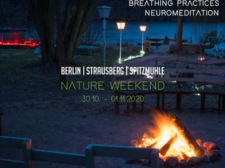 Berlin Adventure Days: Natural Movement Fitness / Atemtechnik / NeuroMeditation / Kältereiz