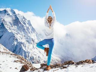 Yoga und Alpenbaden 4 Übernachtungen