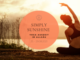 Simply Sunshine Yoga Retreat im Allgäu