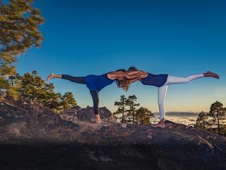 Individuelles Yoga Retreat für 1-3 Personen auf der wunderschönen Insel Teneriffa