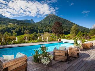 *Nur noch 2 Plätze * Yogaurlaub * 5 Tage im 4Sterneresort Rehlegg Berchtesgaden *