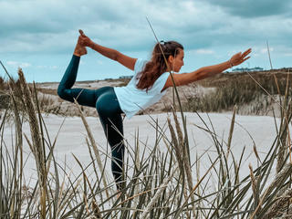 Yogaretreat mit Noemi Vogt im Goodtimes Surfcamp