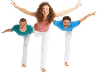 Hatha Yoga Prävention Ferienwoche