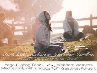 Deine Zeit ~ 6 Tage Erfahren, Gestalten, Genießen, in den Bergen Tirols ♥