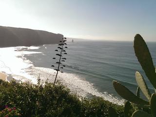 HEILFASTENWANDERN an der portugiesischen Südwestküste - mit Yoga, Ozean-Schwimmen und Lebensberatung