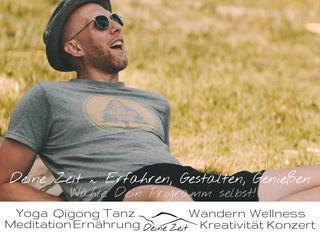 Deine Zeit ~ 8 Tage Erfahren, Gestalten, Genießen, in den Bergen Tirols ♥