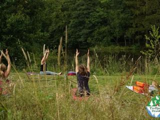 Yoga & Natur – Dein Yoga-Retreat am See und im Wald