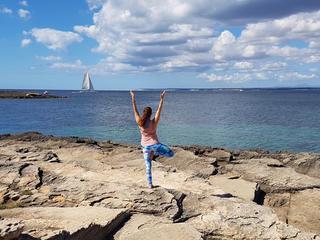 Von Ying bis Yang - Yogaretreat im Goodtimes Surfcamp mit Anne Hülpert