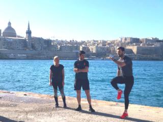 Fitness4Malta - 5/8 Tage Fitness & Yoga Urlaub in sonnigem Malta