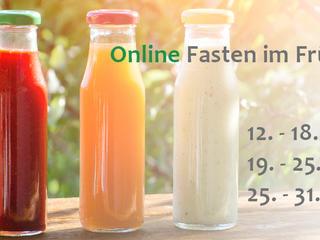 Online - Fasten nach Dr. Buchinger mit Rundumwohlfühlprogramm