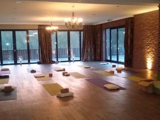 Yoga Retreat Wochenende am 1. Advent  2021 in Basthorst