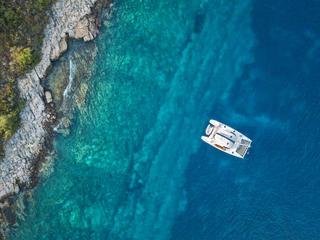 7 Tage Yoga und Segeln Adriaküste Kroatiens mit Krker Wasserfall