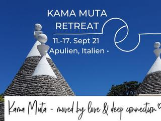 KAMA MUTA Retreat - Urlaub, Yoga & Coaching in Apulien, Italien