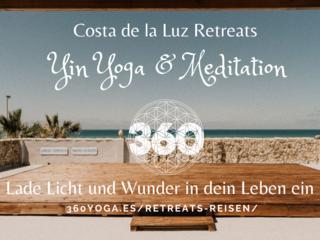 Herzöffnung Retreat an der Küste des Lichts, Spanien