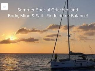 Sommer Special Griechenland - Body, Mind & Sail