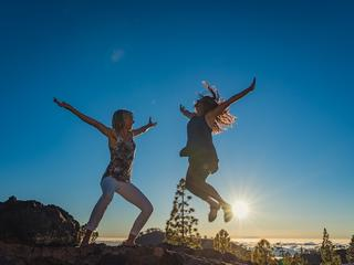 Flow and Grow- Yoga and Healing Retreat für Frauen auf Teneriffa