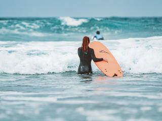 {VEGAN} 7 Tage Yoga, Surfen & Meditation auf Gran Canaria. Finde deine innere Balance!