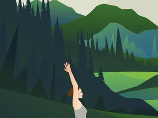5 Tage Vinyasa- und Yin-Yoga Retreat im Adventure Camp Schnitzmühle - Bay. Wald mit Ingrid & Daniel
