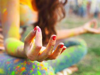 4 Tage Intuitives Malen und Yoga im Alten Zollhaus im Erzgebirge