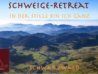 SCHWEIGEWOCHENENDE im Schwarzwald - 3 Tage Stille mit Yoga Nidra, Naturtherapie, Yoga & Schreiben
