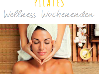 PILATES & SOUL Retreat im Oktober, Odenwald, großes Wellnesshotel am See