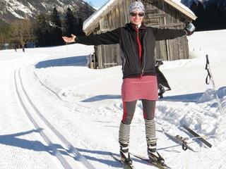 Winterurlaub mit Yoga & Langlaufen - Nationalpark Kalkalpen