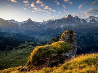 YIN & YANG Yoga-Retreat in Grindelwald
