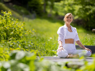 4 Tage Urlaub mit Yoga, Wandern & Erholung in den Tiroler Bergen